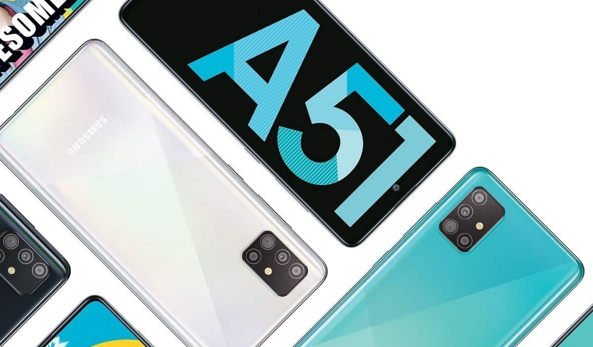 Spesifikasi Dan Harga Samsung Galaxy A51 5g Uw Bbv Online