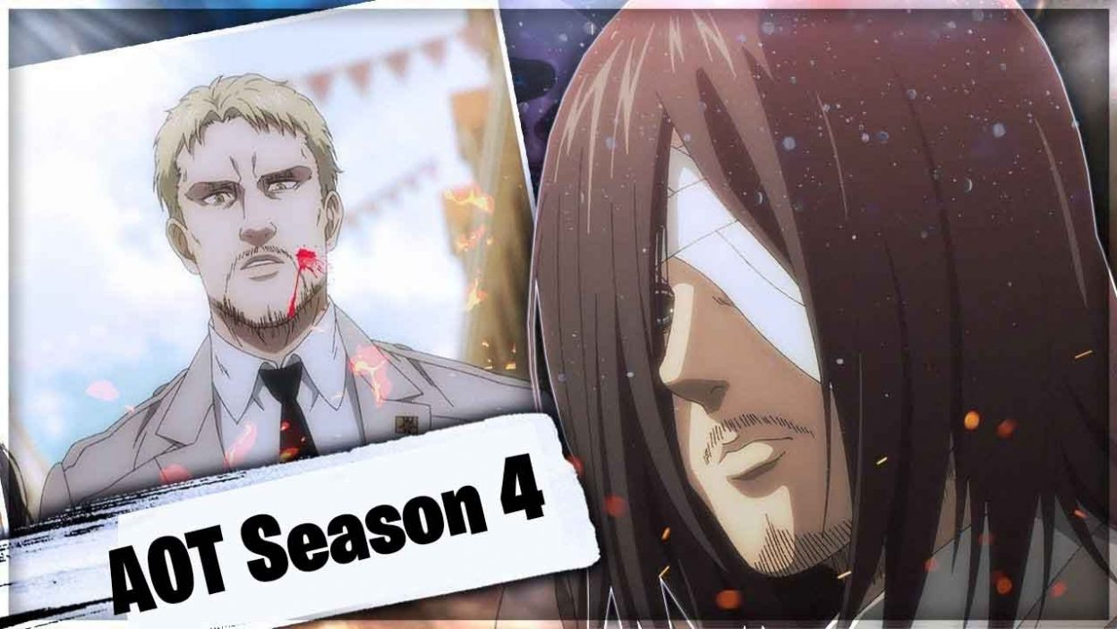 Download AOT Season 4 Bluray